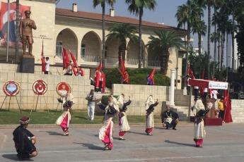 Mersin Cumhuriyet Meydanında 30 Ağustos Zafer Bayramı Kutlamalarına Katılımımız.-05