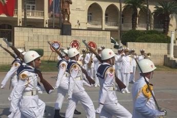 Mersin Cumhuriyet Meydanında 30 Ağustos Zafer Bayramı Kutlamalarına Katılımımız.-07