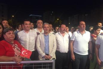 Mersin Büyük Şehir ve Yenişehir Belediyelerinin Düzenlediği 30 Ağustos Zafer Bayramı Fener Alayı ve Müzik Konserlerine Katılımımız.-01