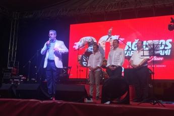 Mersin Büyük Şehir ve Yenişehir Belediyelerinin Düzenlediği 30 Ağustos Zafer Bayramı Fener Alayı ve Müzik Konserlerine Katılımımız.-02