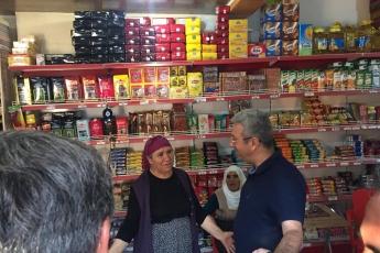 Mersin Arslanköy'de Kahvehane ve Çarşı Esnafını Ziyaretimiz.-04