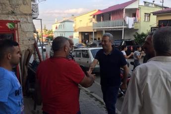Mersin Arslanköy'de Kahvehane ve Çarşı Esnafını Ziyaretimiz.-07