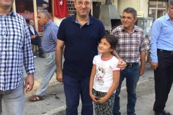Mersin Arslanköy'de Kahvehane ve Çarşı Esnafını Ziyaretimiz.-09