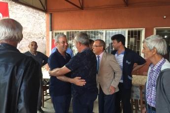 Mersin Arslanköy'de Kahvehane ve Çarşı Esnafını Ziyaretimiz.-11