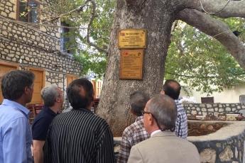 Mersin Arslanköy'de Kahvehane ve Çarşı Esnafını Ziyaretimiz.-12