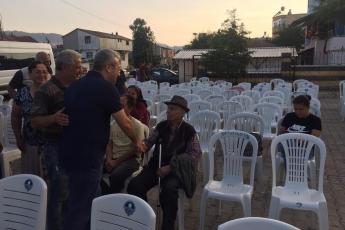 Mersin Arslanköy'de Mahalle Komitesi Tarafından Düzenlenen 30 Ağustos Zafer Bayramı Etkinliğine Katılımımız.-01