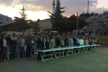 Mersin Arslanköy'de Mahalle Komitesi Tarafından Düzenlenen 30 Ağustos Zafer Bayramı Etkinliğine Katılımımız.-04