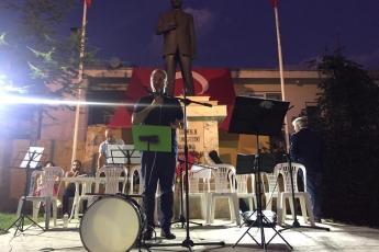 Mersin Arslanköy'de Mahalle Komitesi Tarafından Düzenlenen 30 Ağustos Zafer Bayramı Etkinliğine Katılımımız.-05