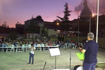 Mersin Arslanköy'de Mahalle Komitesi Tarafından Düzenlenen 30 Ağustos Zafer Bayramı Etkinliğine Katılımımız.-06
