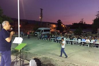 Mersin Arslanköy'de Mahalle Komitesi Tarafından Düzenlenen 30 Ağustos Zafer Bayramı Etkinliğine Katılımımız.-07