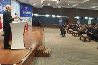 TBB'de CHP Genel Başkanımız Sayın Kemal KILIÇDAROĞLU Eşliğinde İnsan Haklarında Eşitlik ve Adalet Çalıştayına Katılımımız.-01
