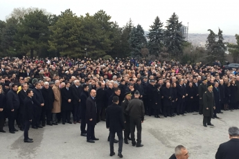 II. Cumhurbaşkanımız İsmet İNÖNÜ'yü anmak için Anıtkabir'deyiz-02
