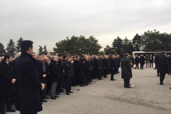II. Cumhurbaşkanımız İsmet İNÖNÜ'yü anmak için Anıtkabir'deyiz-04