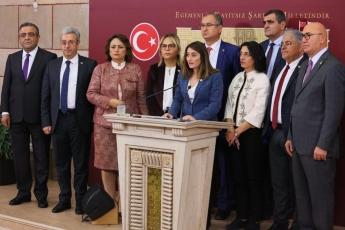 CHP Milletvekillerimiz İle Birlikte TBMM Basın Odasında Kadın Hakları Basın Açıklamasına Katılımımız.-02