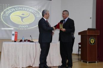 Toros Üniversitesi 45 Evler Konferans Salonunda Türkiye'de Kadın Hakları Konferansına Katılımımız.-04