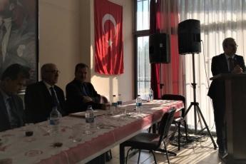 AKSEV (Akdeniz Sağlık Sosyal Dayanışma ve Eğitim Vakfı) Toplantısına Katılımımız.-02