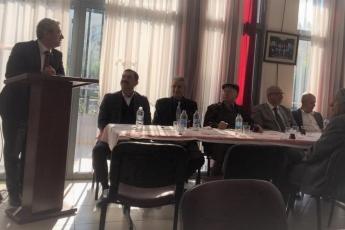 AKSEV (Akdeniz Sağlık Sosyal Dayanışma ve Eğitim Vakfı) Toplantısına Katılımımız.-03
