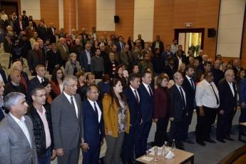 """Mersin Atatürk Kültür Merkezinde """"Akdeniz Bölgesi Büyük Roman Buluşması"""" Toplantısına Katılımımız..-01"""