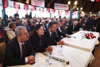 CHP Mezitli İlçe Örgütü Kongresine Katılımımız.-01
