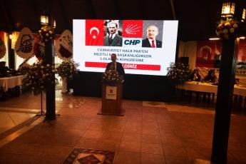 CHP Mezitli İlçe Örgütü Kongresine Katılımımız.-02