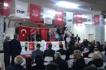 CHP Toroslar İlçe Örgütü Kongresine Katılımımız.-03