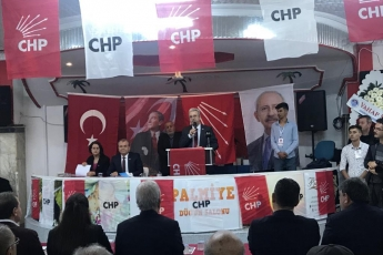 CHP Toroslar İlçe Örgütü Kongresine Katılımımız.-04