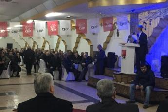 CHP Kayseri Kocasinan İlçe Kongresine Divan Başkanı Olarak Katılımımız.-03