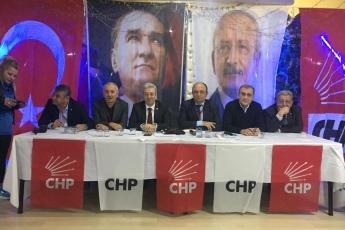 CHP Kayseri Kocasinan İlçe Kongresine Divan Başkanı Olarak Katılımımız.-04