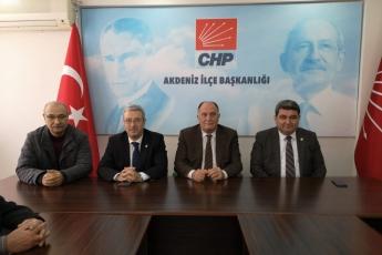 Milletvekilimiz Cengiz Gökçel İle Birlikte CHP Akdeniz İlçe Örgütümüzü Ziyaretimiz.-01