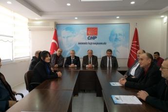Milletvekilimiz Cengiz Gökçel İle Birlikte CHP Akdeniz İlçe Örgütümüzü Ziyaretimiz.-02