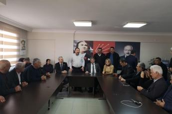 Milletvekilimiz Cengiz Gökçel İle Birlikte CHP Yenişehir İlçe Örgütümüzü Ziyaretimiz.-01