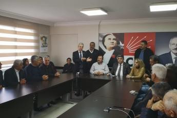 Milletvekilimiz Cengiz Gökçel İle Birlikte CHP Yenişehir İlçe Örgütümüzü Ziyaretimiz.-02