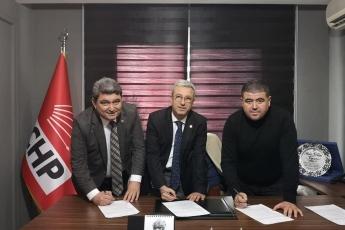 Milletvekilimiz Cengiz Gökçel İle Birlikte CHP Mezitli İlçe Örgütümüzü Ziyaretimiz.-01