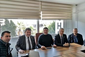 Milletvekilimiz Cengiz Gökçel İle Birlikte CHP Mezitli İlçe Örgütümüzü Ziyaretimiz.-02