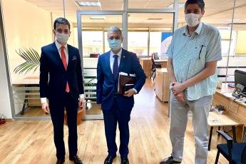 KOBİ ziyaretlerim ve Çukurova kalkınma ajansı Mersin ofisi ile başladık-3