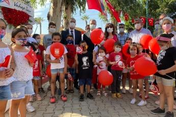 Tarsus Belediyemizin 29 Ekim Cumhuriyet Bayramı Sebebiyle Düzenlemiş Olduğu Etkinliklere Katıldık