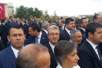 Türkiye Büyük Millet Meclisi 27.Dönem Yasama Yılı Açılış Törenine Katılımımız-01