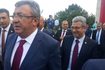 Türkiye Büyük Millet Meclisi 27.Dönem Yasama Yılı Açılış Törenine Katılımımız-03