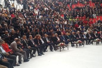 Nevşehir Hacıbektaş İlçesinde Hacı Bektaşi Veli'yi Anma Etkinliğine Katılımımız-03