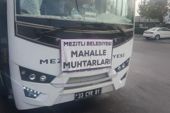 Mersin Mezitli Belediyesi Muhtarlarımızın Ankara'da TBMM,CHP Grup ve Milletvekillerini Ziyaretleri-01