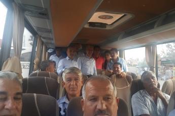 Mersin Mezitli Belediyesi Muhtarlarımızın Ankara'da TBMM,CHP Grup ve Milletvekillerini Ziyaretleri-02