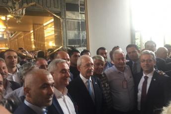 Mersin Mezitli Belediyesi Muhtarlarımızın Ankara'da TBMM,CHP Grup ve Milletvekillerini Ziyaretleri-07