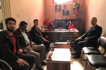 CHP Hakkari İl ve İlçe Başkanlıklarını Ziyaretimiz-02