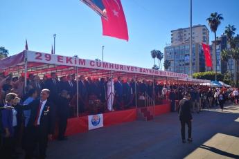 Cumhuriyet Meydanı 29 Ekim Cumhuriyet Bayramı Törenine Katılımımız-01