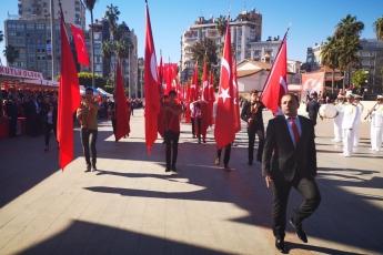Cumhuriyet Meydanı 29 Ekim Cumhuriyet Bayramı Törenine Katılımımız-05