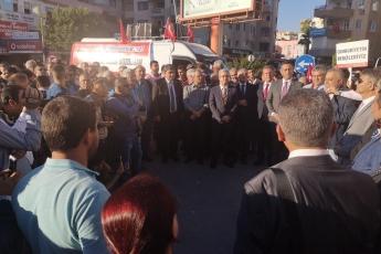 CHP İl Başkanlığının Tarsus İlçe Örgütü ile Birlikte 29 Ekim Cumhuriyet Bayramı Törenine ve Yürüyüşüne Katılımımız-02