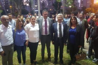 Mezitli Belediyesinin Düzenlediği 29 Ekim Cumhuriyet Bayramı Etkinlik ve Yürüyüş Kortejine Katılımımız-01