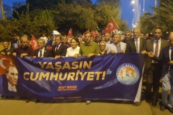 Mezitli Belediyesinin Düzenlediği 29 Ekim Cumhuriyet Bayramı Etkinlik ve Yürüyüş Kortejine Katılımımız-02