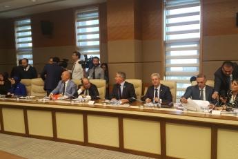 TBMM Adalet Komisyonu Toplantısına Katılımımız.-04