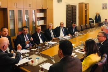 TBMM'de CHP Adalet ve Anayasa Komisyonu Hukukçu Üyeleri İle Ortak Toplantıya Katılımımız.-02